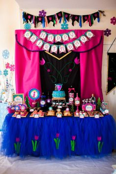 FROZEN Printables - COMPLETE - Frozen Birthday Party - Anna -Girl Birthday Party - Disney Princess - Inspired -Shower -Crown Party - FROZEN on Etsy, $24.99