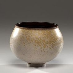 Ralph Bacerra (1938-2008; USA) Untitled Bowl ca 1975
