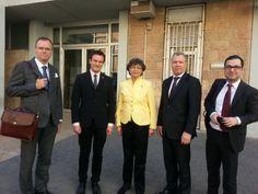 Swedish Delegation