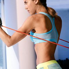 The Tone-Every-Inch Resistance Band Workout