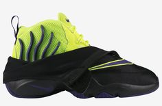 """Available: Nike Air Zoom Flight The Glove """"Lakers"""""""