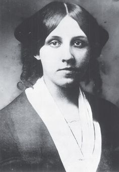 Louisa May Alcott is widely known as the writer of Little Women, a self reflective children's book published in 1868. The success of this book led to other books based on Alcott's life such as Little Men and Jo's Boys. Louisa's success as a writer allowed her to support her sisters and parents.  (via Women's Rights | Emerson - Living Legacy)
