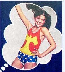 I had these exact same Underoos! Wonder Woman!!!