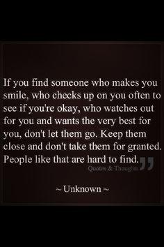 A true friend indeed!