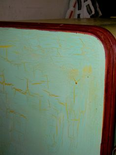 HOW TO-distressing furniture