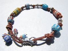 African Trade Beads by Dezine Studio