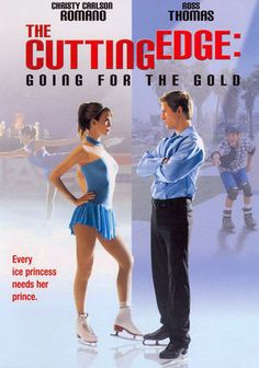 The Cutting Edge: Going for the Gold was in my Netflix queue only because the original was a pretty decent movie. I was disappointed with this sequel mostly because the originality of the first one was not present in this sequel. The acting was OK and it looks like the budget is much lower than the original and the production shows it.