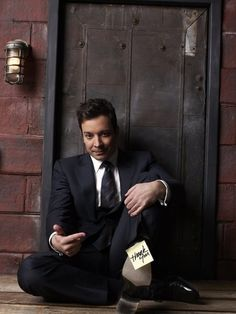 Jimmy Fallon is an inspiration. In this era of haters, he's a lover. He doesn't belittle or degrade any of his guests. A human among the other talking heads. A hero in my eyes!