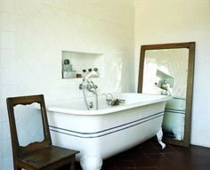 swoon... love the tub!