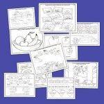 30 fichas para trabajar en educación infantil - Escuela en la nube