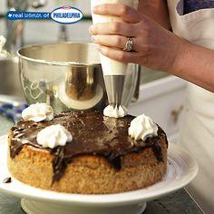 Take a look at Cheesecake of the Year winner, Ronda Hohn's, decadent Caramel Pretzel Cheesecake recipe!