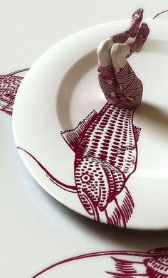 Fragile Mermaid by Kim Joon