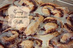 Easy Cinnamon Roll R