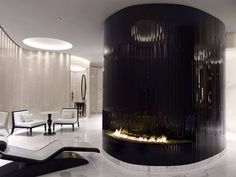 Espa Life by WAN Interiors [Corinthia Hotel in London]