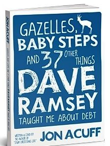 2 FREE Audiobook Downloads! {Dave Ramsey and Jon Acuff}  best lessons learned. Just wish I'd learned it when I was young