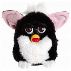 Furby: cute, but creepy.
