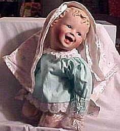 1989 Yolanda Bello Jessica #7 Picture Perfect Babies Ashton Drake Knowles #76117 Doll (Image1)