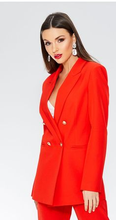 Red suit quiz clothi