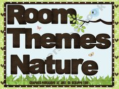 Room Themes - Nature