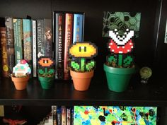 Grab Yourself These SUPER MARIO Flower Pots