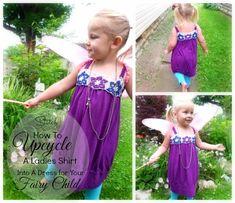 ladi shirt, size dress, child dress