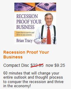 Brian tracy coupon