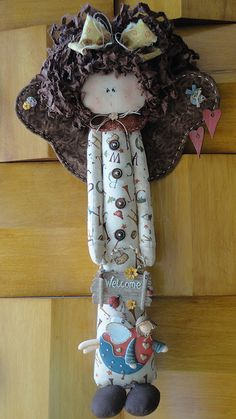 ANJINHA WELCOME -  por Cris Lind by Cris Lind Ateliê, via Flickr