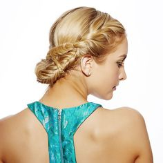 crown braid - how to