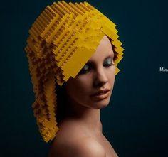 Lego's hair cut !     http://www.etvonweb.be/23376-toi-aussi-coiffe-toi-avec-des-legos
