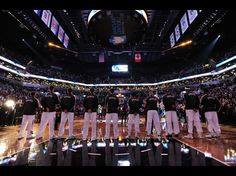 Brooklyn Nets' Home Opener.