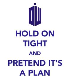 The Doctor's motto