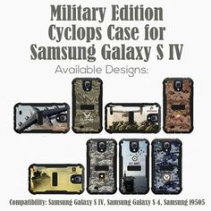 Trident Case wants to give one military-member (or family member) a free iPad or Samsung Galaxy Military Edition case.  Enter today!  (Giveaway ends 4/1/2014)  (Great pin for your wish list board!)