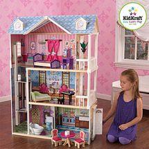 elevator, piano, dreami dollhous, toys, kidkraft
