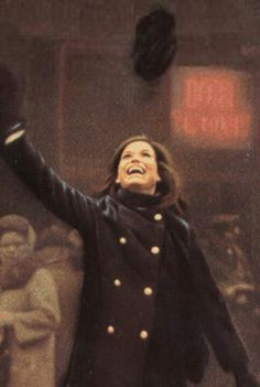 MARY TYLER MOORE...you're going to make it after all....