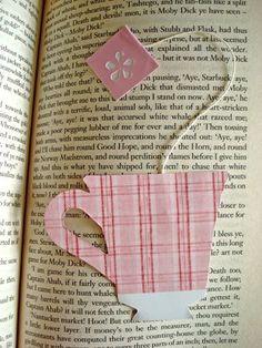 Съёмник Интересные закладки для книг своими руками