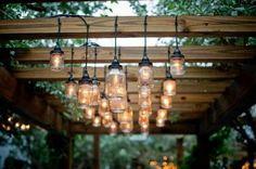 Pergola Lighting | DesignArtHouse.com - Home Art, Design, Ideas and Photos