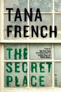 """""""The secret place"""" by French, Tana / MYS FRENCH [Sep 2014]"""