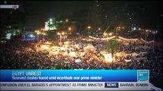 Egypt Unrest / France24 (English)
