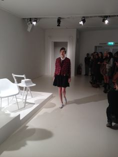 AW14 #BestofBritish looks from our London Fashion Week Event at Somerset House
