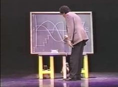 Kurt Vonnegut on the shapes of stories. Awesome