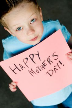 idea for mother's day