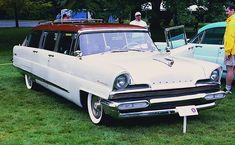 1956 Lincoln Premiere Pioneer Station Wagon
