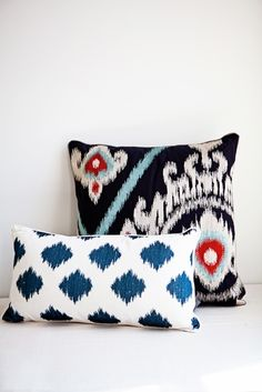 NEW Underwater Jewel Pillow + beautiful new bedding by @Blue Hicks @HSN