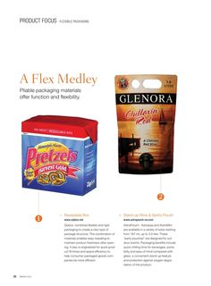 Check out Glenora Wine Cellars' Chillaxin' Red AstraPouch, in the March 2013 Package Design Magazine Page 26.