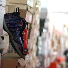 Nike Air Foamposite One 'Galaxy'