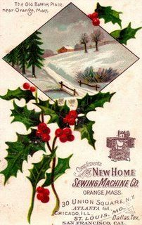 Vintage Images: Christmas / Yule /New Years