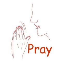 Prayers in American Sign Language