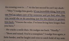 Can someone tell me what book this is from? Because I like it..