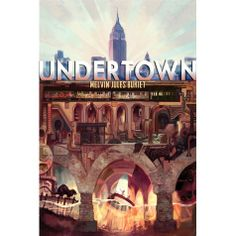 Undertown by Melvin Bukiet Gr 5–8 What lies beneath your feet? You think just the ground? Guess again—especially if you live in a big city. When Timothy and Jessamyn play a prank on their parents, it backfires and leads them on an underground adventure in the sewers of Manhattan where they meet a goulish cast of characters including rats as big as dogs.—Karen Alexander, Lake Fenton High School, Linden, MI #sljbookhook