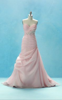 Disney 39 s sleeping beauty wedding on pinterest sleeping for Sleeping beauty wedding dress